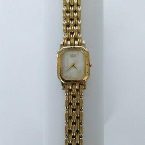Citizen Ladies Gold-tone Watch